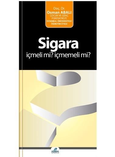 Morhipo kitap Sigara İçmeli mi İçmemeli mi? (Cep Kitapları Serisi - 7) Renkli
